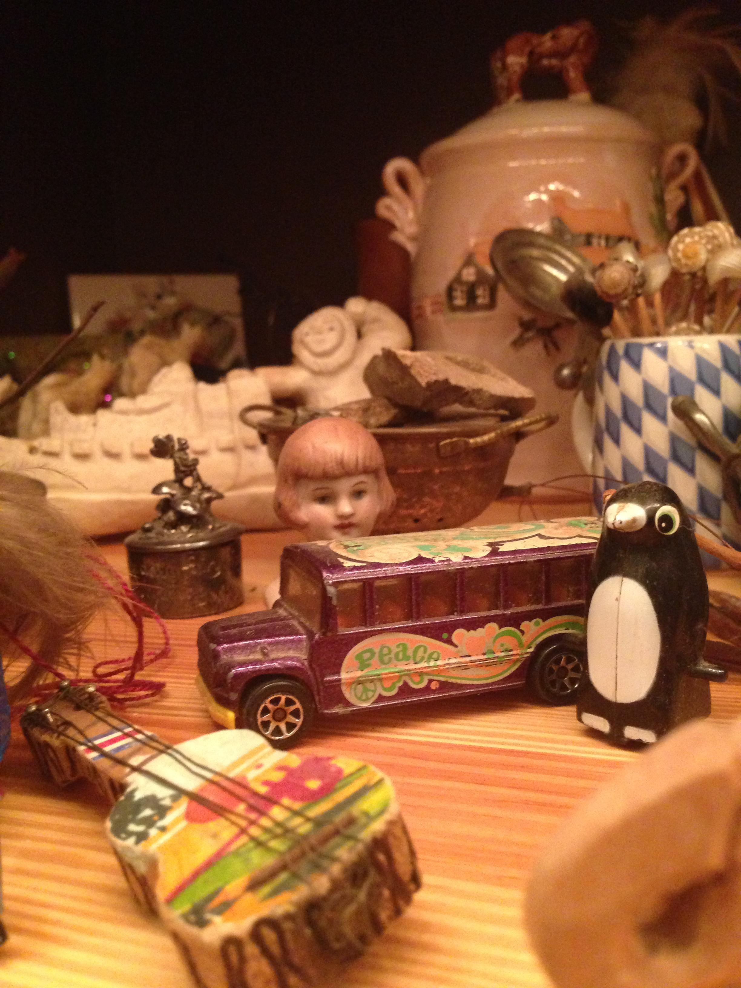 Magic bus...