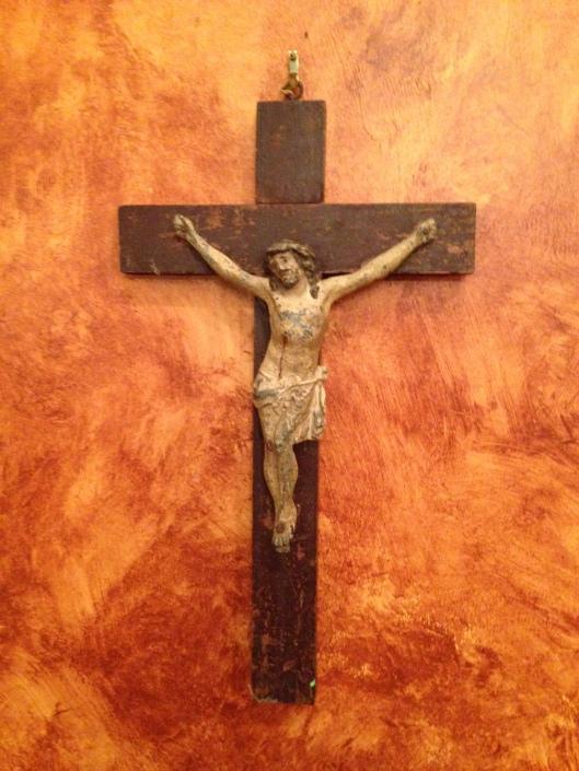 crucifix...